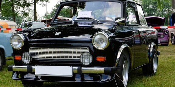 Protected: Forgotten Old Cars