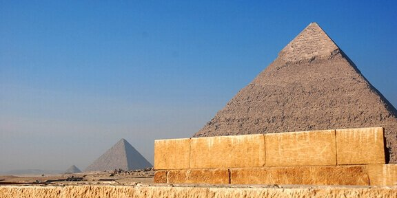 Protected: Egyptian pyramids were grain stores, not tombs.