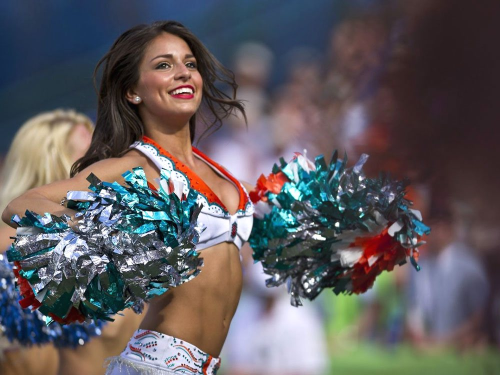 Protected: American Football Cheerleading